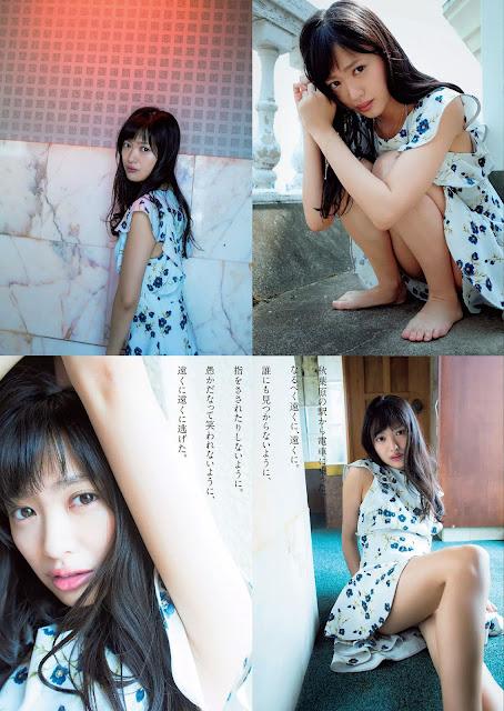 北原里英 Kitahara Rie Weekly Playboy June 2015 Pictures 3