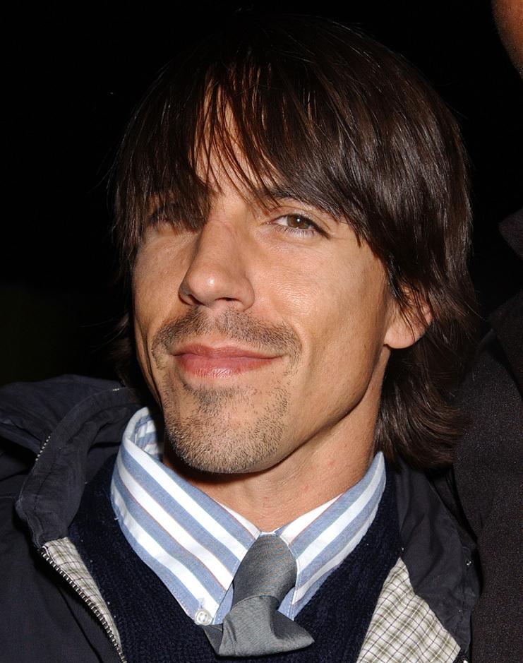 Keanu Reeves 2013 Anthony Kiedis Hairstyle Men Hairstyles