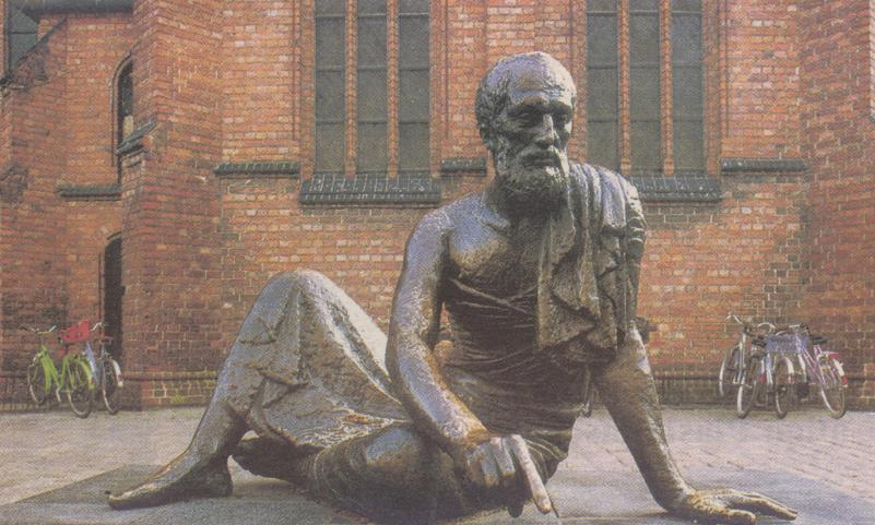 10 Famous Geniuses And Their Work - Archimedes