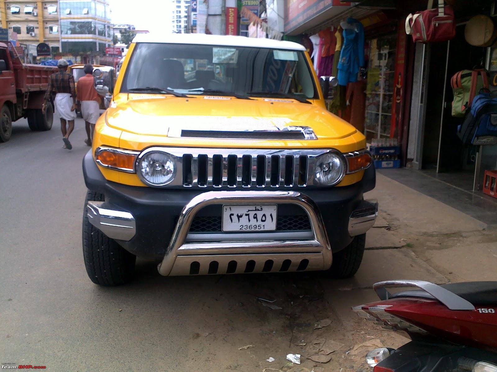 Supercars In Kerala