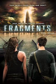 Fragments: review and giveaway