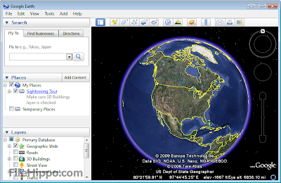 Download Free Google Earth 6.2.2.6613