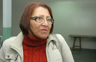 Mariza Souza Ferreira, do CRAS Fischer: preparação para melhor atender o público com deficiência auditiva