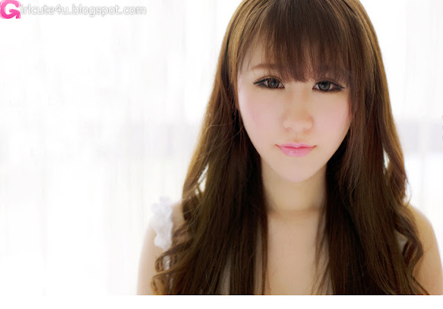 1 Wang Shunyu - Quiet-very cute asian girl-girlcute4u.blogspot.com