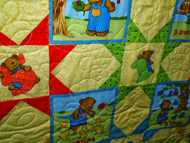 quilting services Leanne Strum Virginia