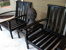 Wooden Outdoor Furniture Refinishing