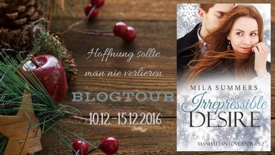 Blogtour Irresistible Desire