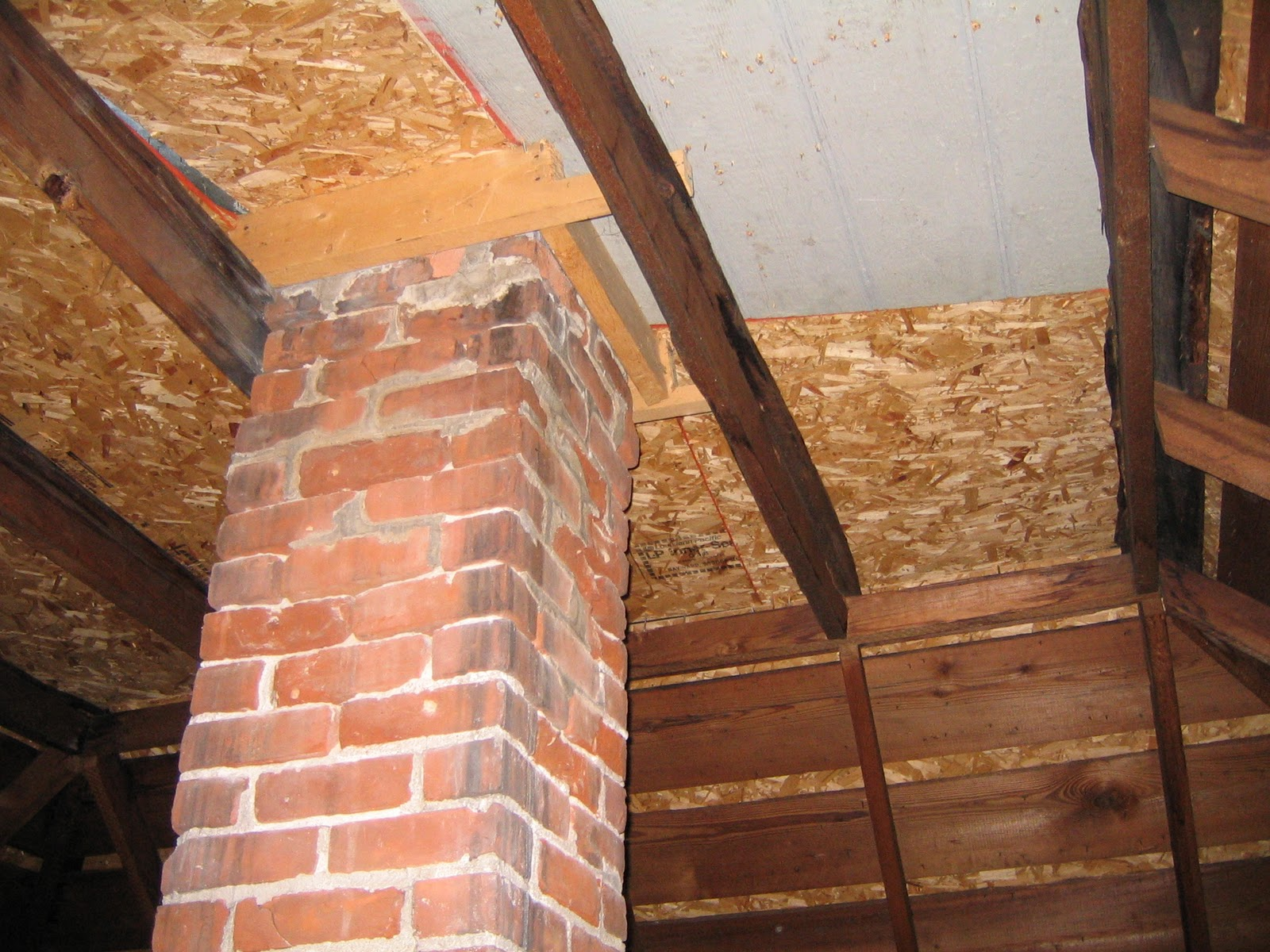 How to remove a chimney - Chimney Removal