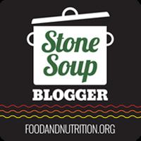 I'm a Stone Soup Blogger!