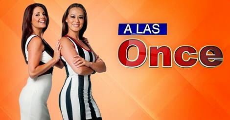 A Las Once HD Programa 30-10-14