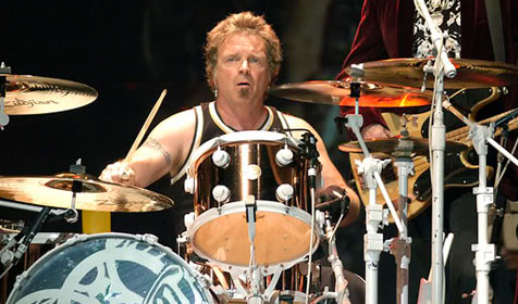 Joey Kramer, Aerosmith