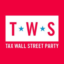 #TaxWallStreet