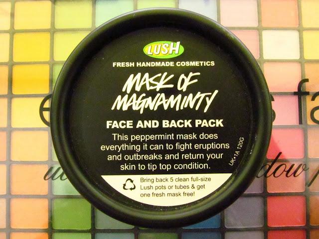 La mascara lush
