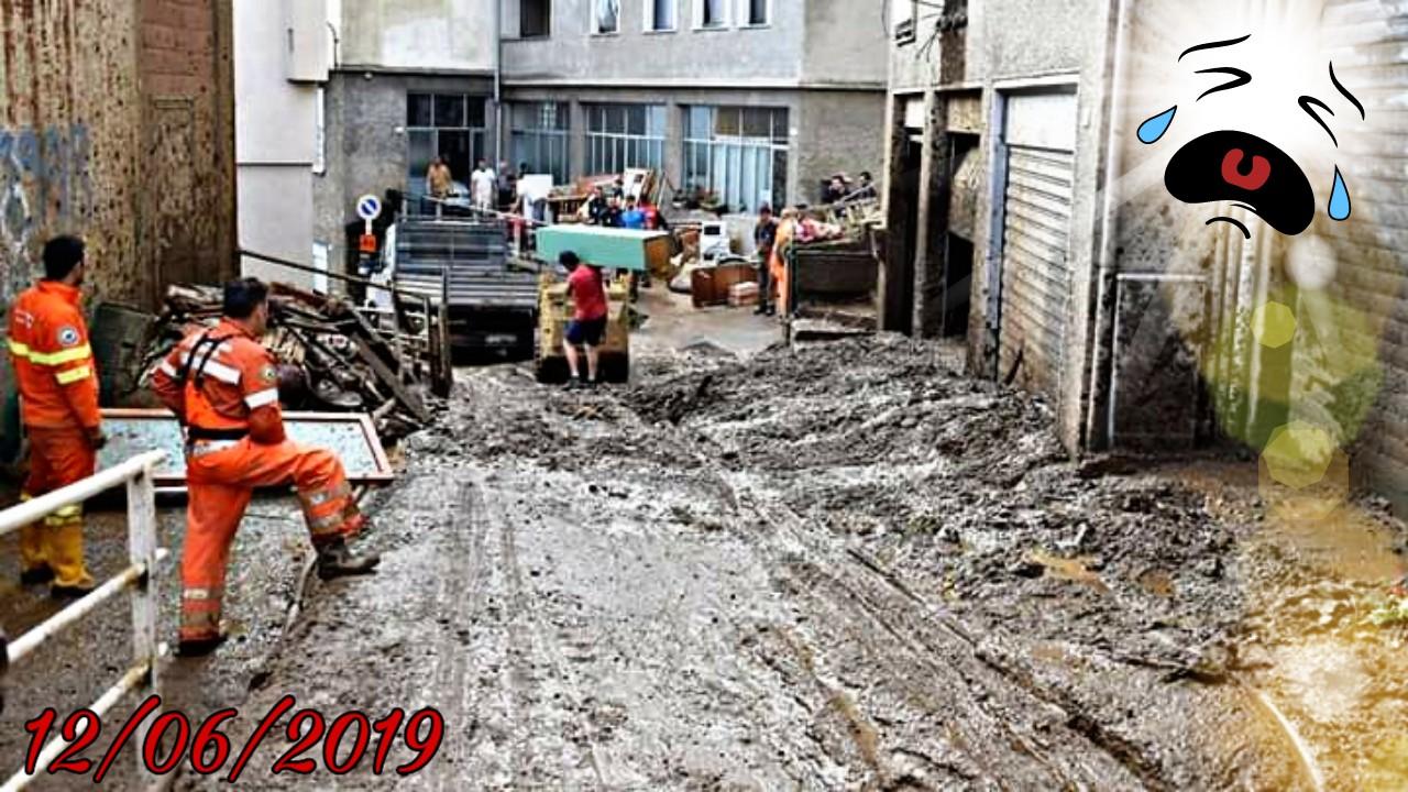 Alluvione Premana - 12 giugno 2019