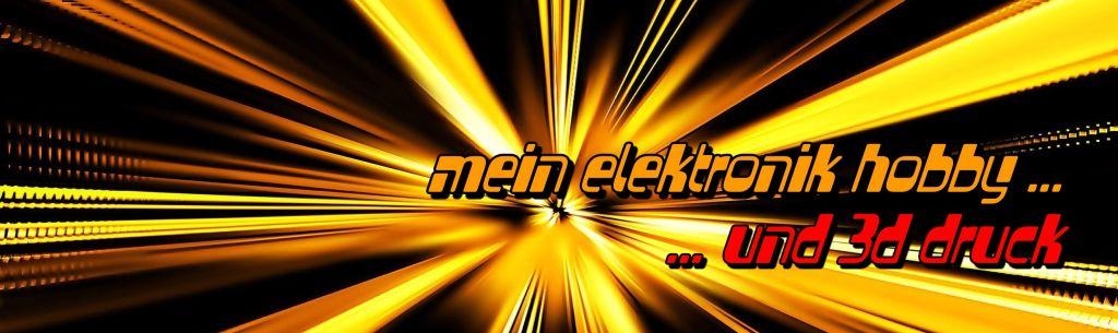 Mein Elektronik Hobby