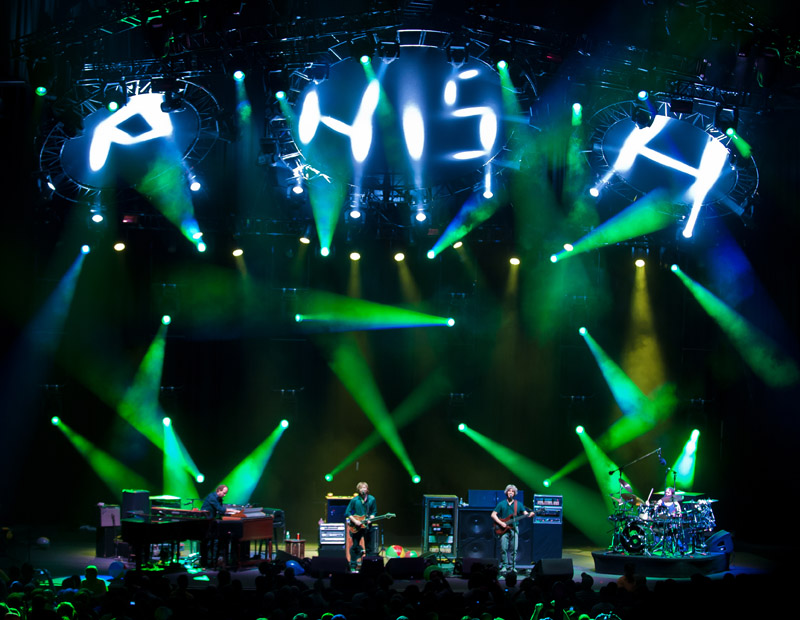 Phish 2013 tour dates tonsoftickets blog - Phish madison square garden tickets ...