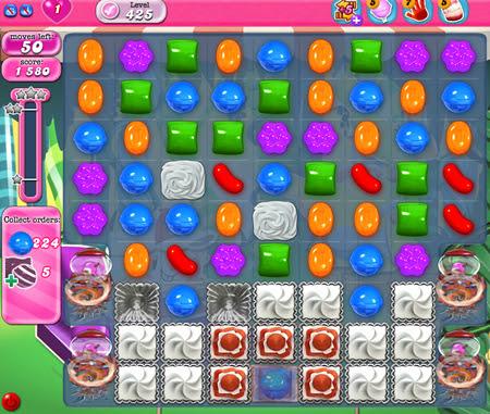 Candy Crush Saga 425