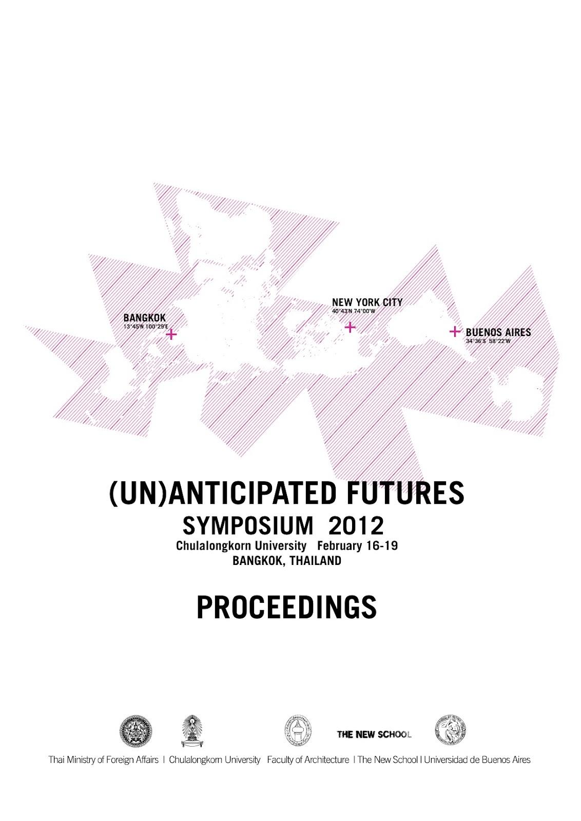 Un Anticipated Futures Symposium