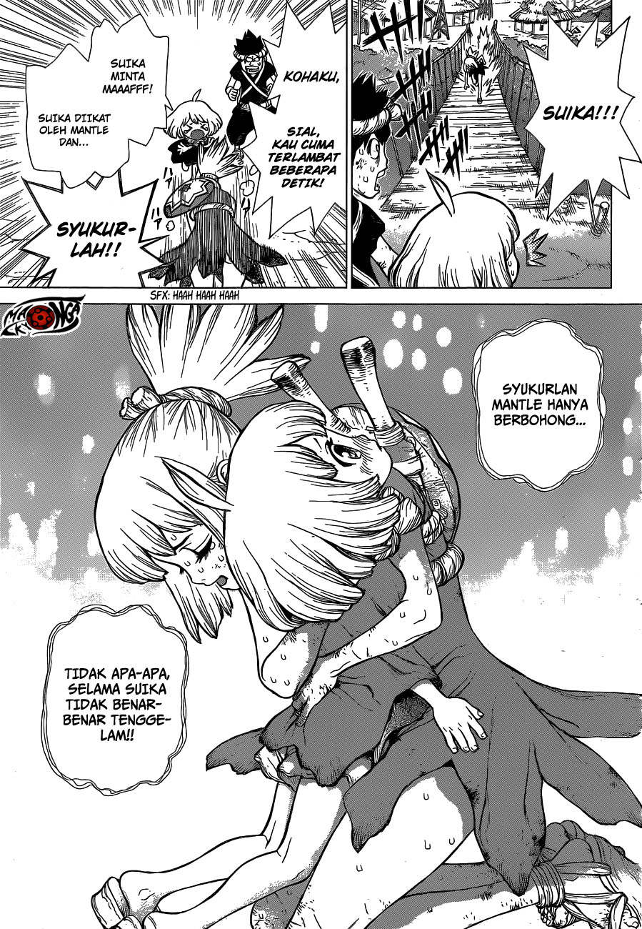 Dr. Stone Chapter 36-13