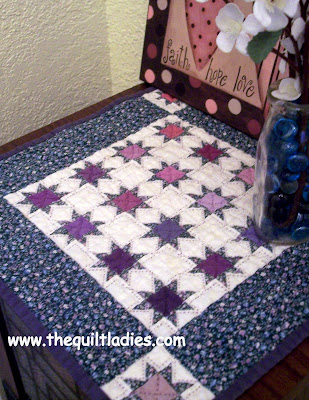 Little Star quilt
