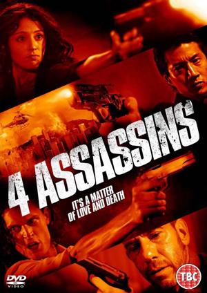 Phim Bốn Sát Thủ - Four Assassins