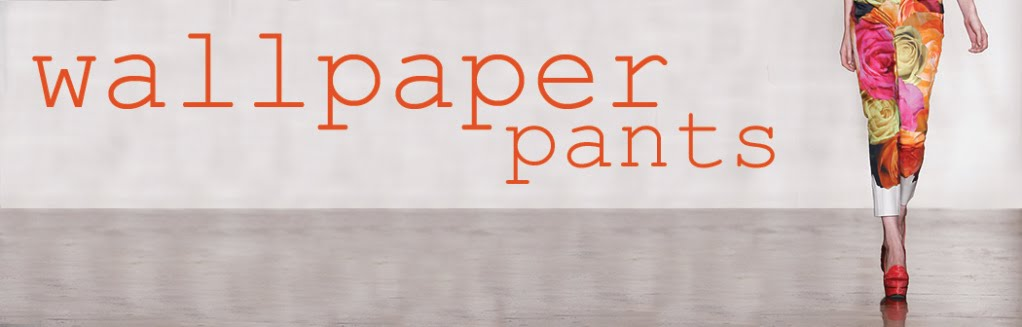 Wallpaper Pants