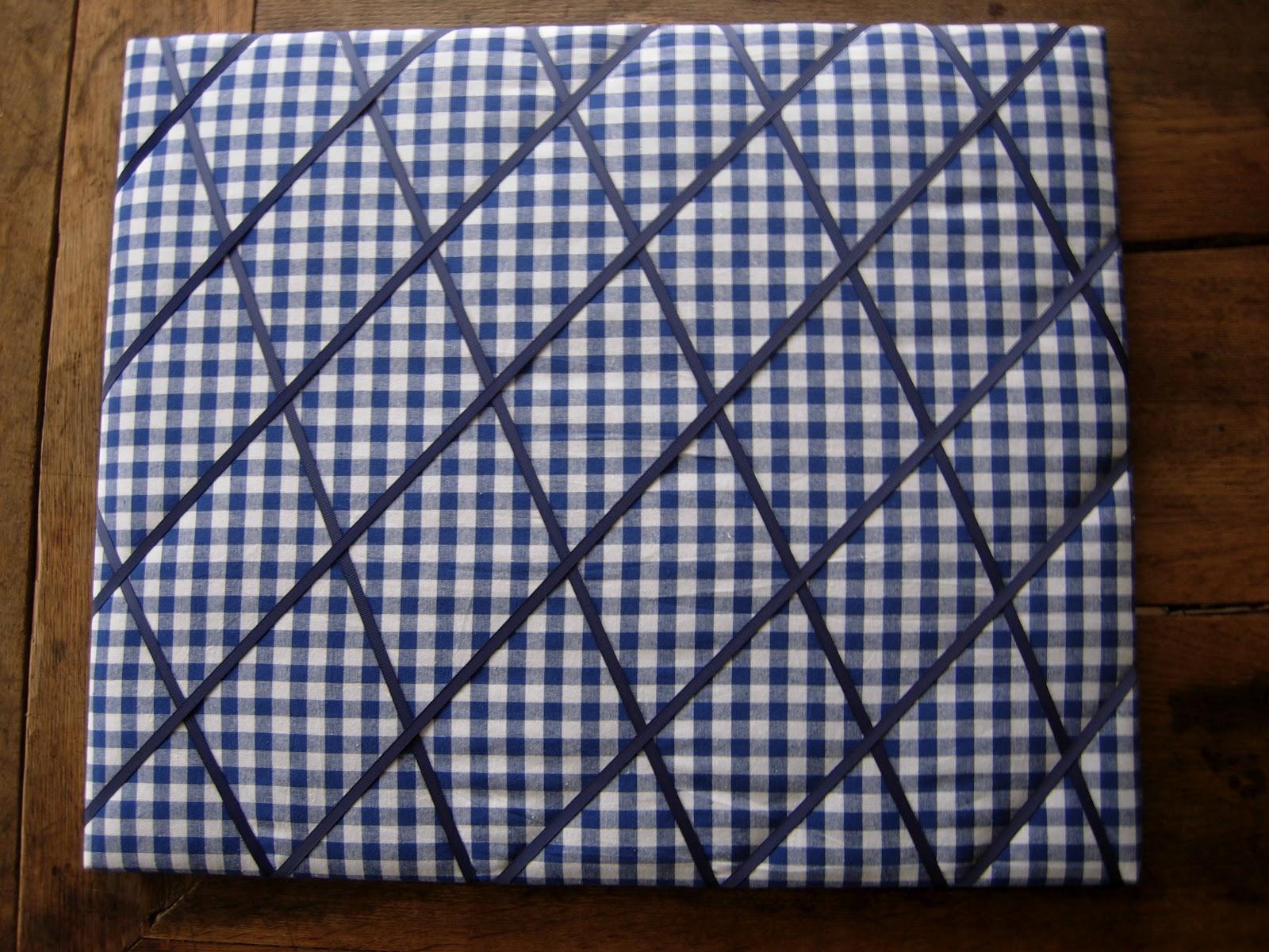 pinnwand gestalten trendy pinnand stoff bro notiz brett. Black Bedroom Furniture Sets. Home Design Ideas