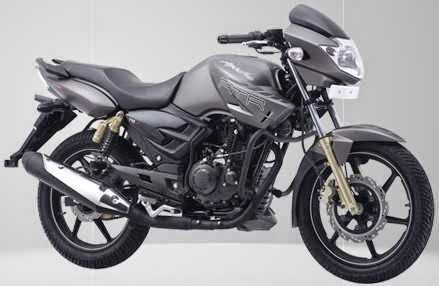 Motor Sport India - Apache RTR 180