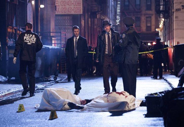 Gotham - Episode 1.01 - Pilot - Promotional Photos