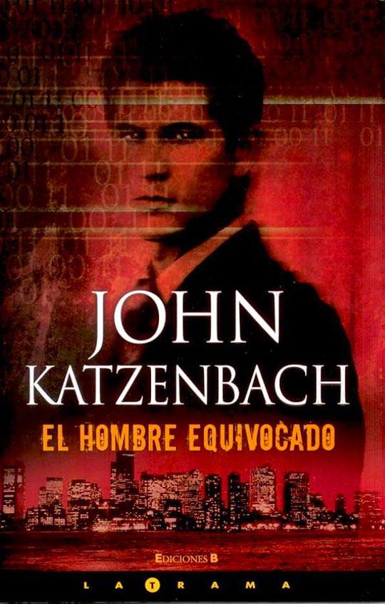 El hombre equivocado - John Katzenbach El-hombre-equivocado