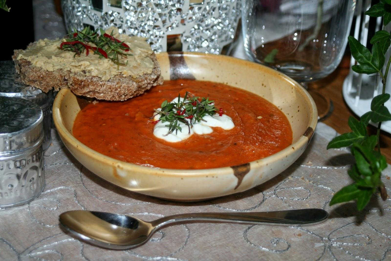 matig vegetarisk soppa
