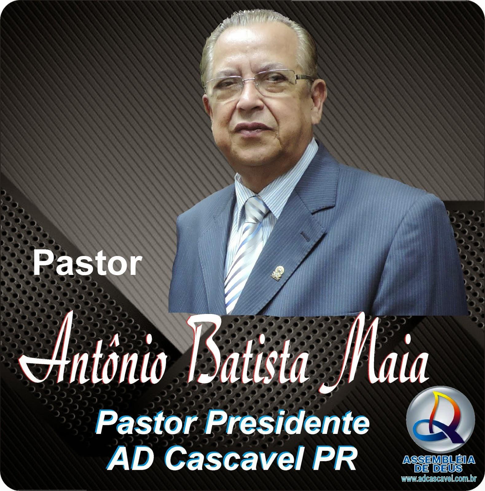 Pr. Antonio Batista Maia