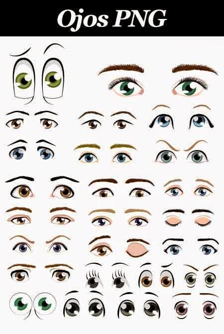 Ojos PNG