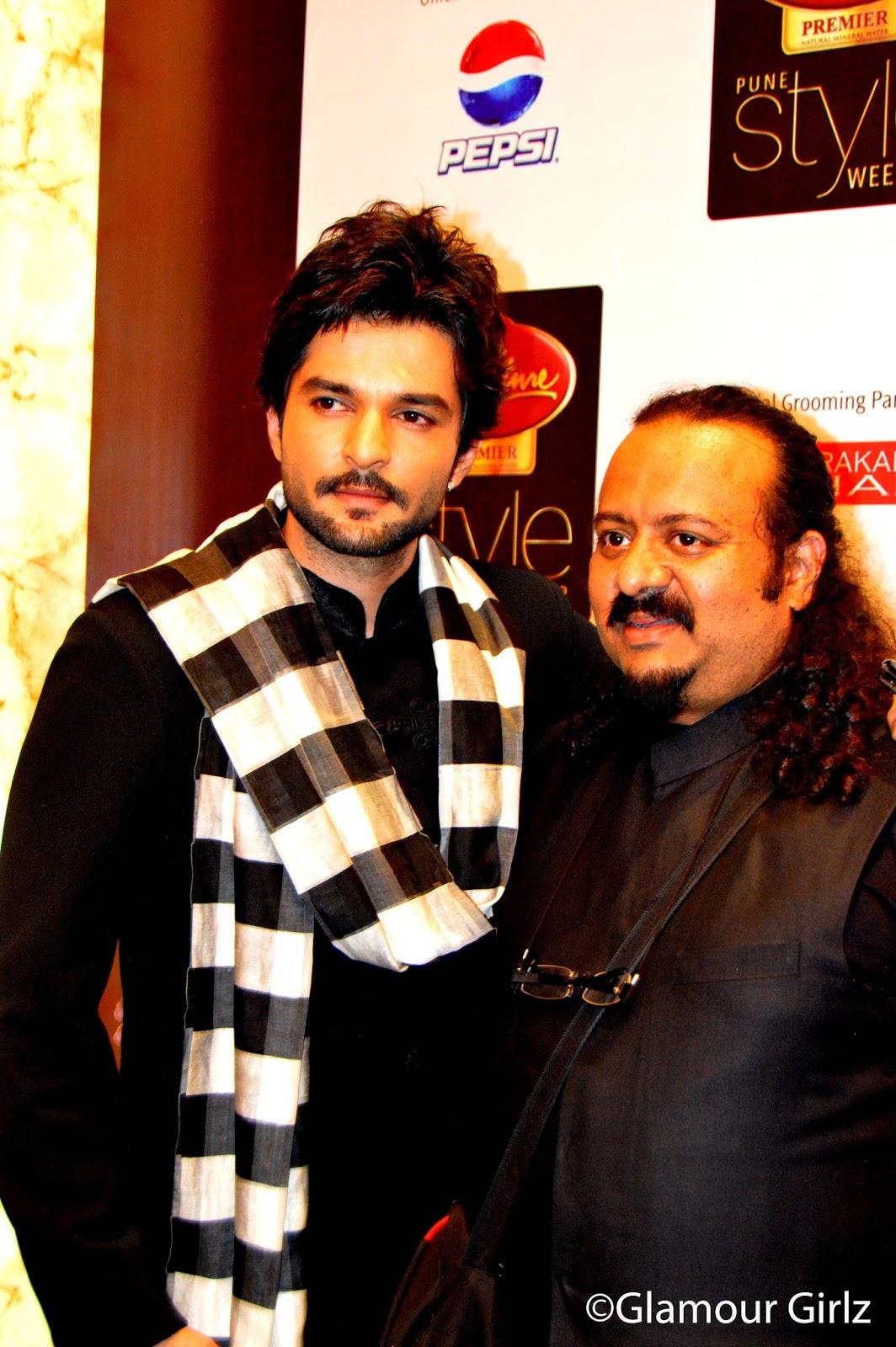 Actor Rakesh Bapat