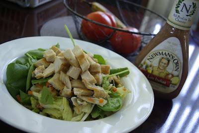 Naked Chicken Salad