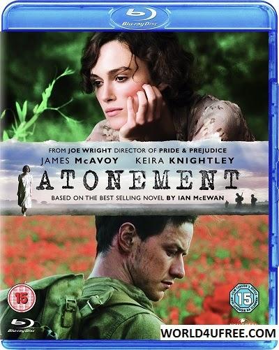 Atonement 2007 BluRay 480p 300mb ESub