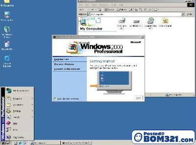 Generasi Sistem Operasi Microsoft Windows