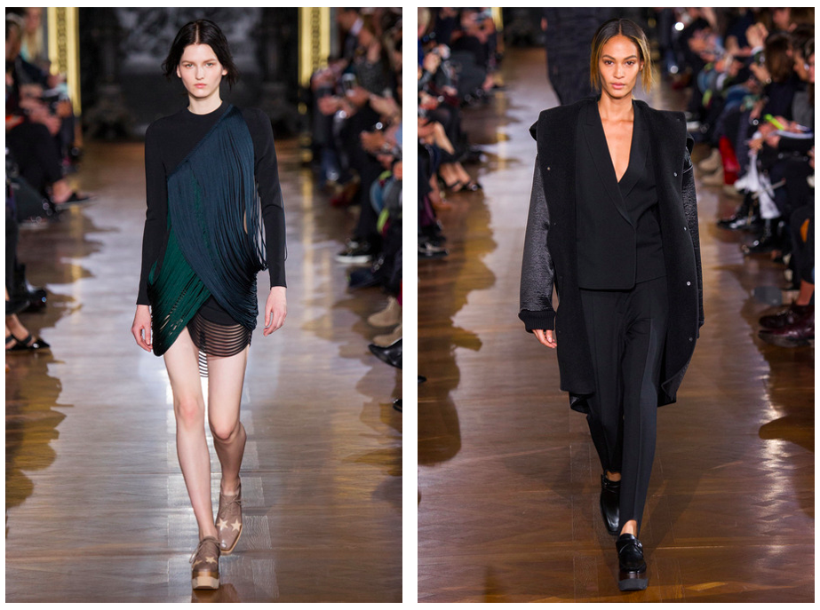 stella maccartney fall winter autumn winter 2014 runway