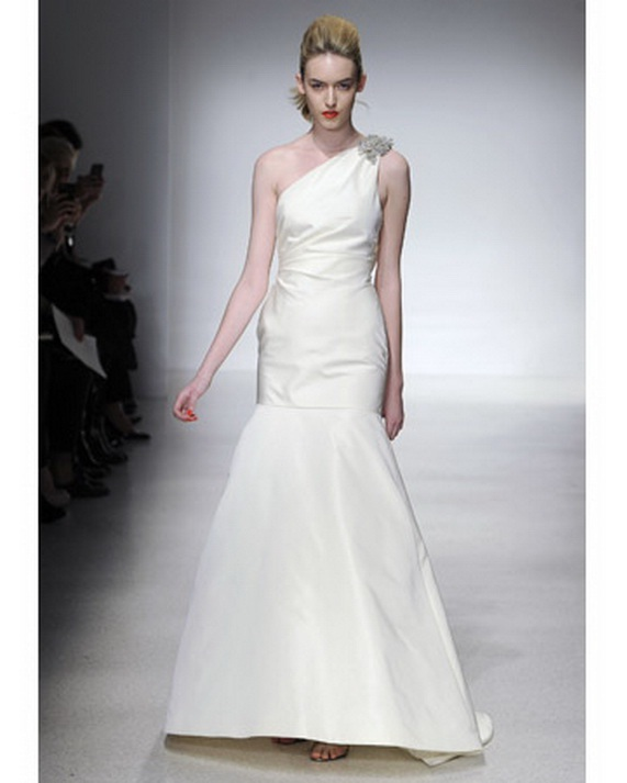 Amsale Wedding Dress: Bridesmaid Dresses: 2012 Amsale Wedding Dresses Spring