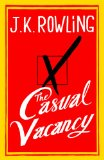 The Casual Vacancy by J.K. Rowling book cover