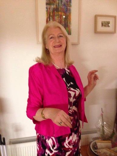 Jean O'Brien - Competition Judge 2021