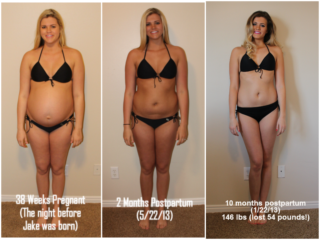 ... Fit Mommy: Guest Blogger: Britney Munday Talks Losing the Baby Weight