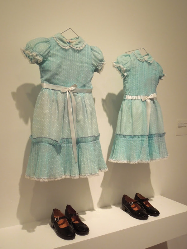 Original Grady Sisters costumes The Shining