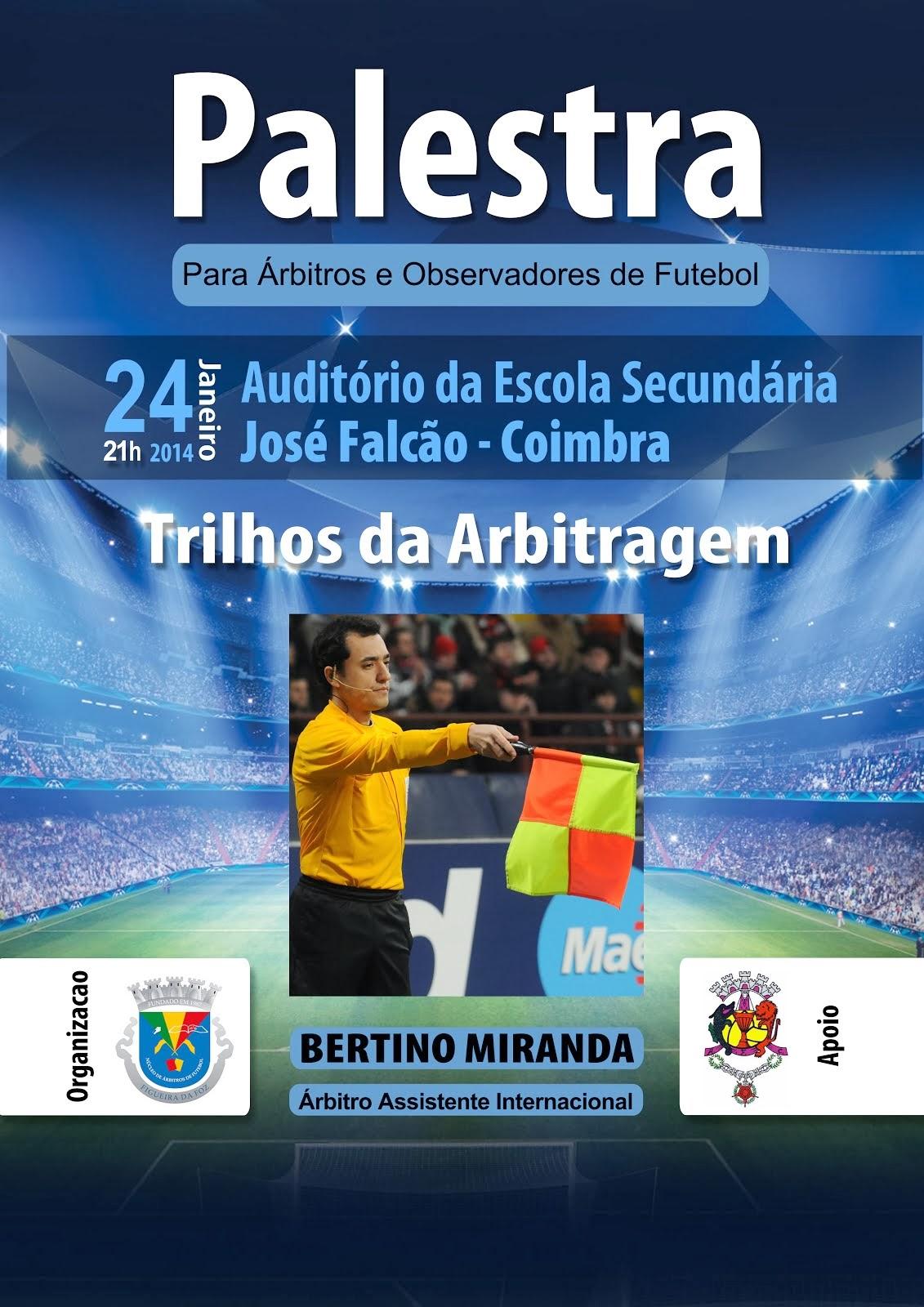 Palestra - Bertino Miranda