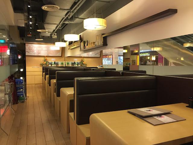 haru haru japanese restaurant interior