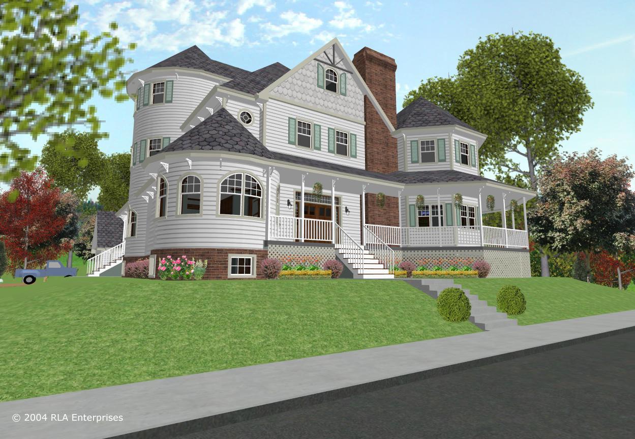 Foto De Diseño De Casa Inglesa En Estilo
