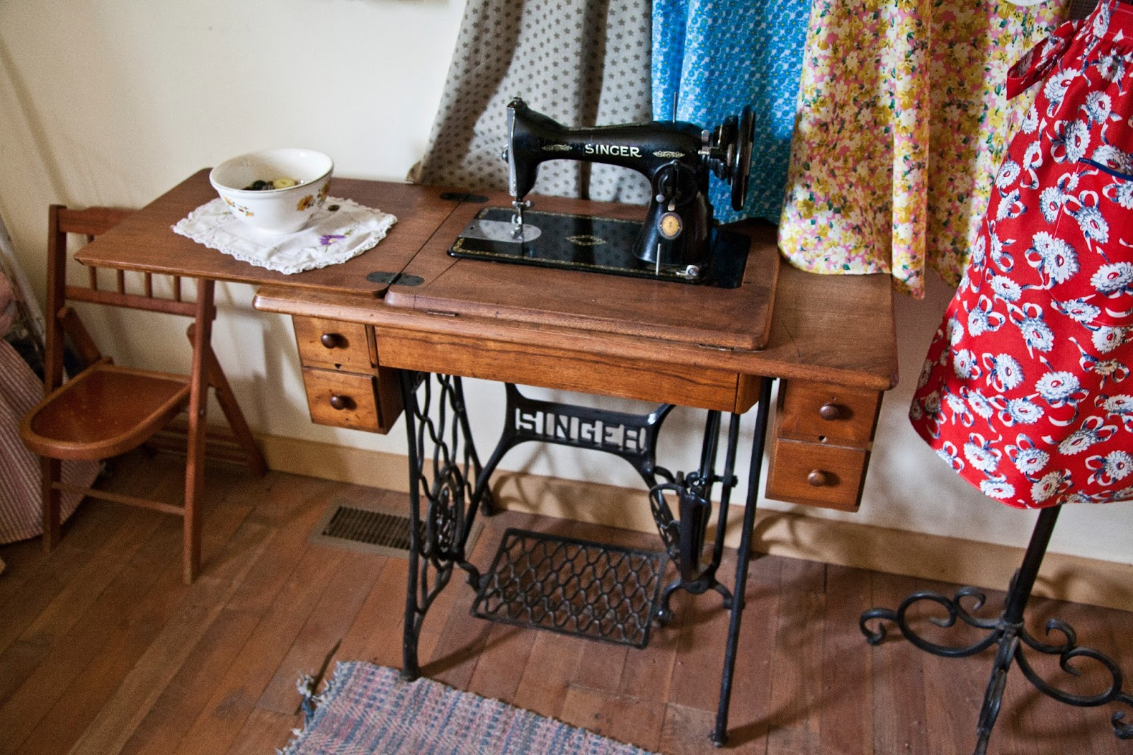 singer trendle sewing machine