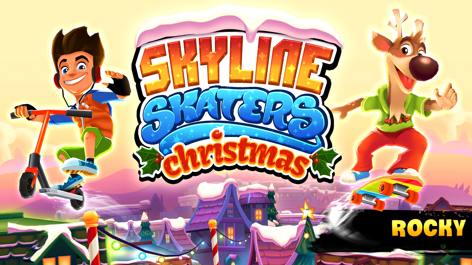 Skyline Skaters 1.8.0 MOD APK (Unlimited Coin/Money)