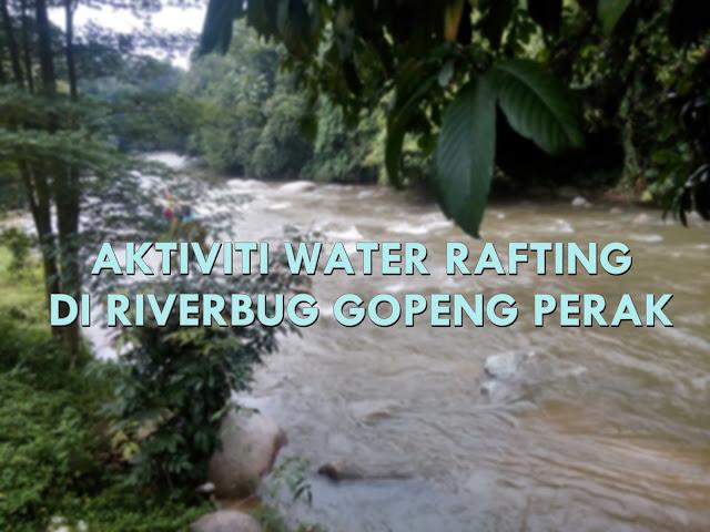 AKTIVITI WATER RAFTING