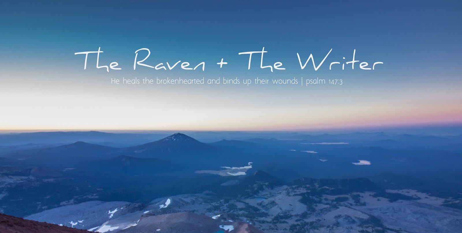 The Raven + The Writer